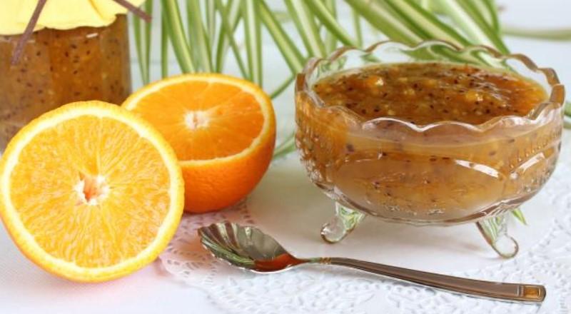 Варенье из киви - 3 рецепта и особенности приготовления варенья