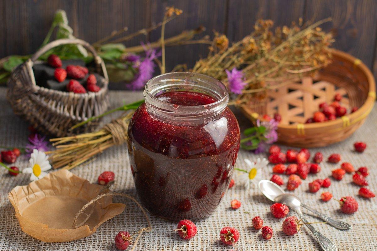 Варенья на меду. варенье на меду - двойная польза любимого лакомства (кулинарный рецепт с мёдом).   здоровое питание