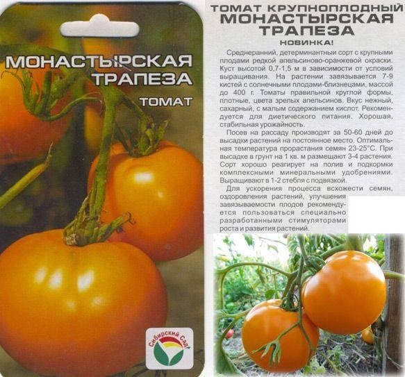 Томат сибирский скороспелый - характеристика и описание сорта, особенности выращивания