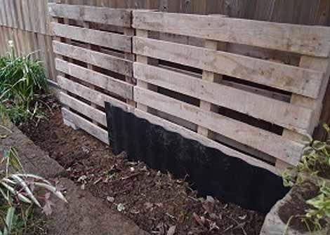 Как сделать забор из шифера своими руками - пошаговая инструкция, варианты сооружения и украшения с фото и видео