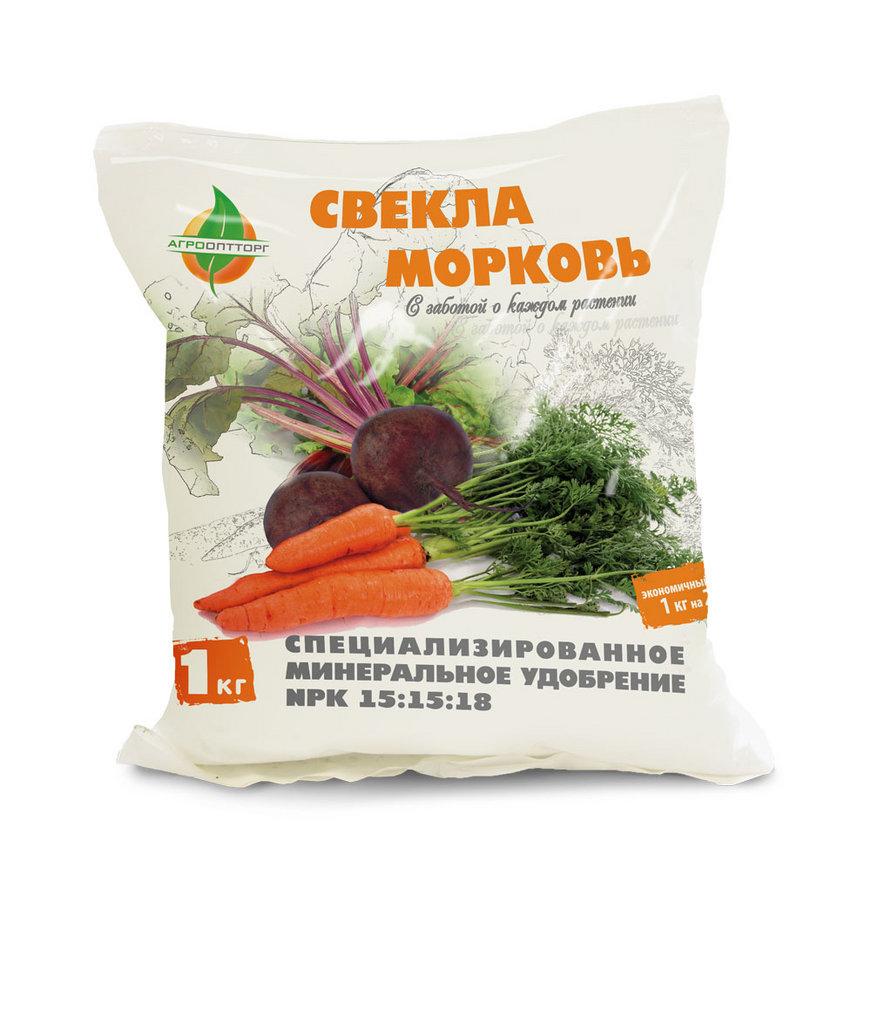 Подкормка моркови в открытом грунте народными средствами и минеральными удобрениями