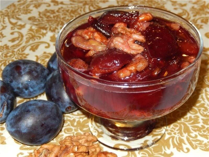 Варенье из слив без косточек на зиму: простые рецепты очень вкусного сливового варенья