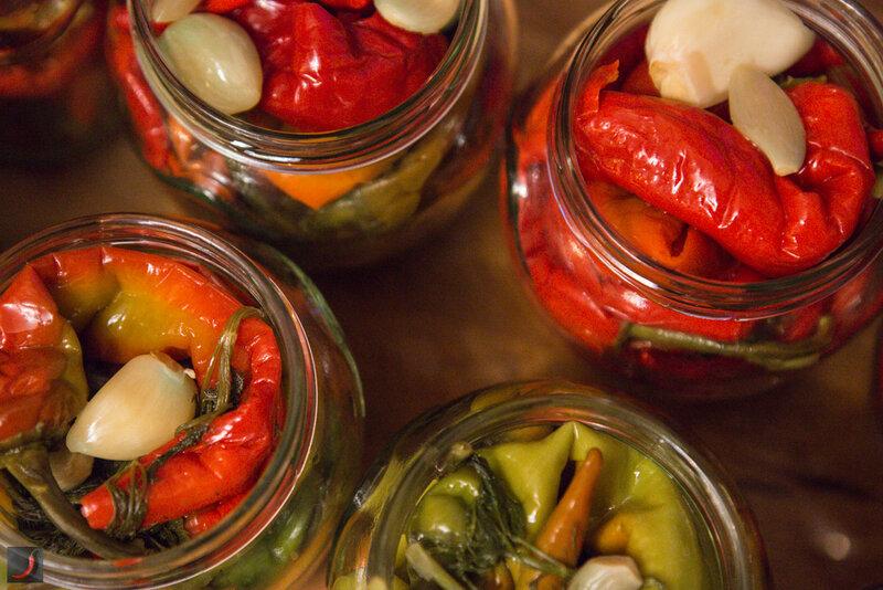 Болгарский перец на зиму: 154 рецепта заготовок » сусеки