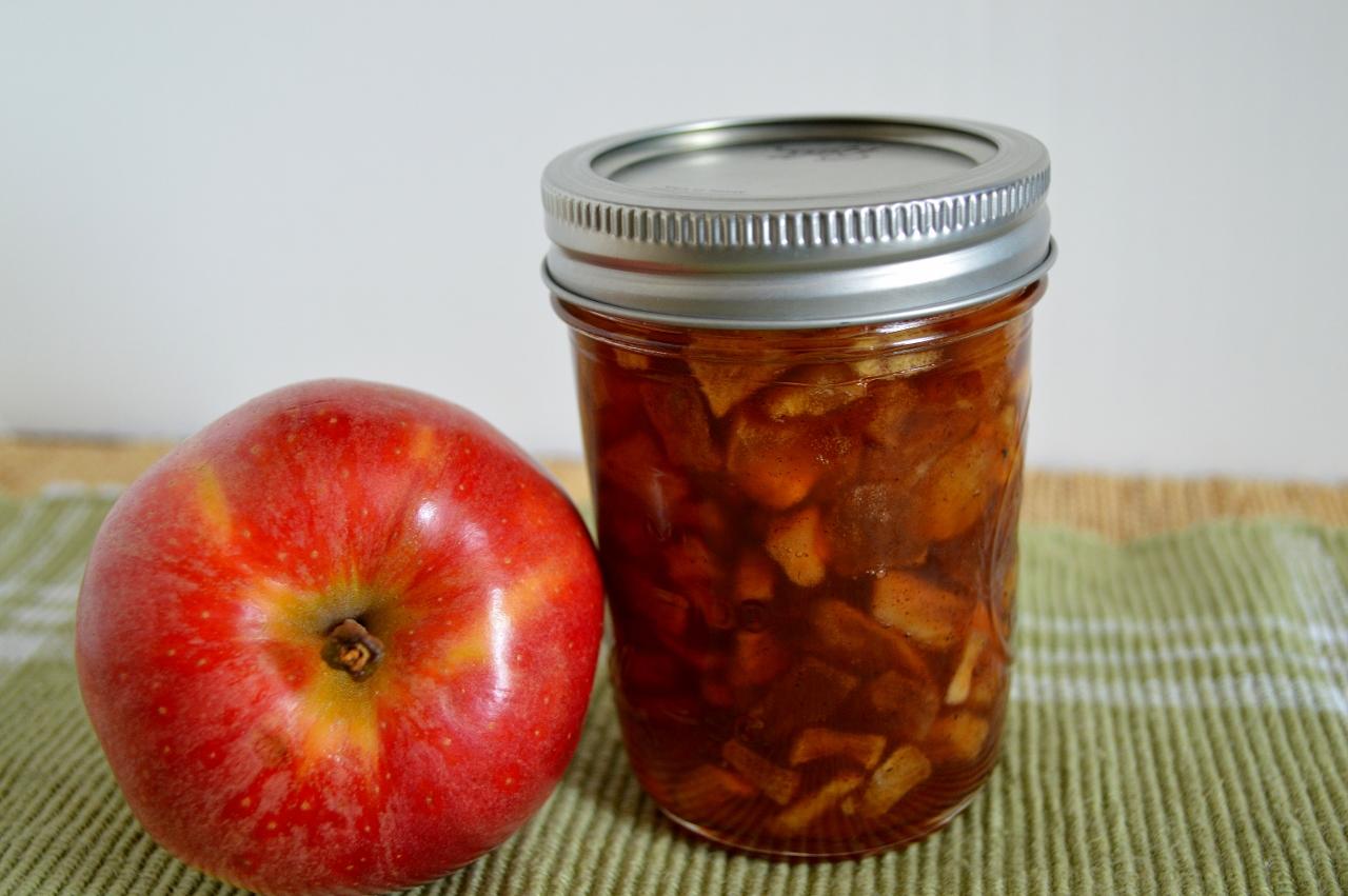 Варенье из яблок на зиму: лучшие рецепты с фото
