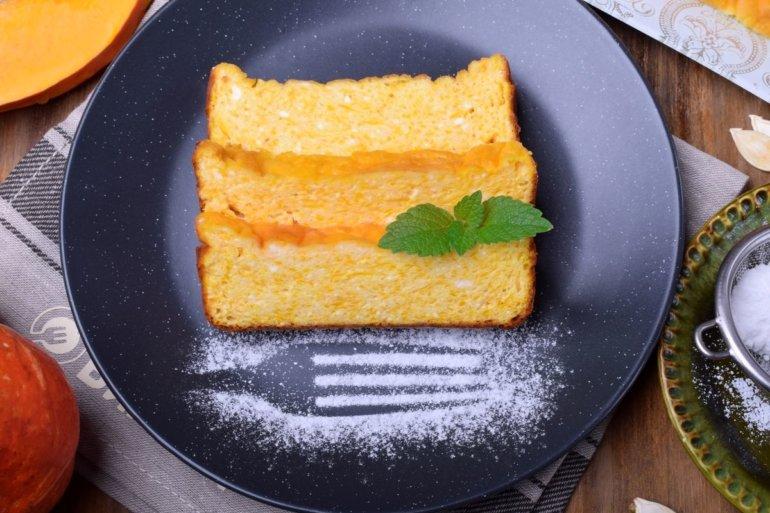 Творожная запеканка с тыквой - самые вкусные рецепты полезного и простого блюда