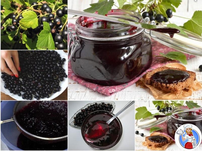 Смородина перетертая с сахаром - самые вкусные рецепты сладкой и полезной заготовки