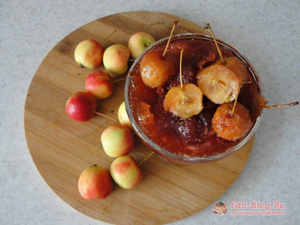 Варенье из райских яблок - рецепт прозрачной «пятиминутки» с хвостиками, дольками, с лимоном - будет вкусно! - медиаплатформа миртесен
