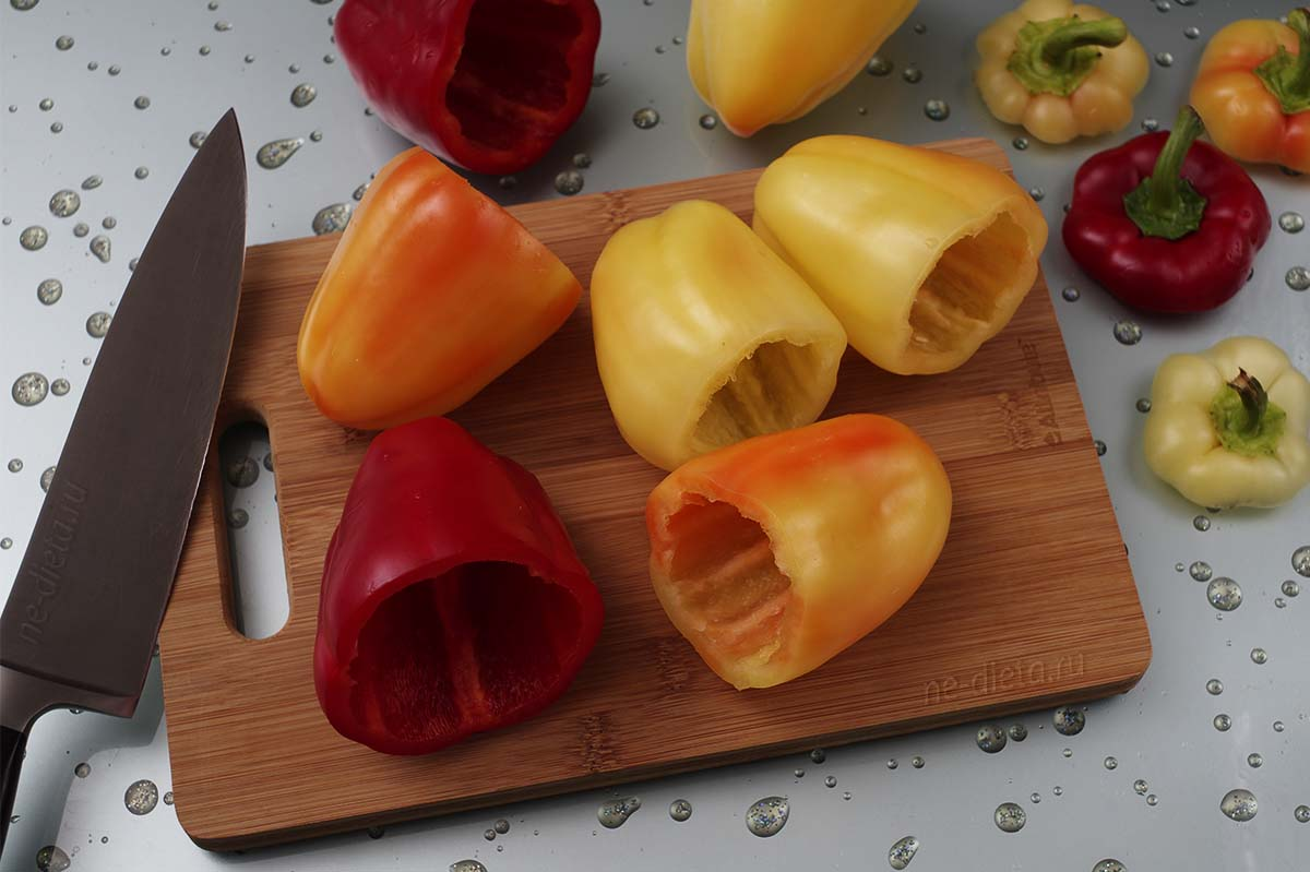 Консерированный перец для фарширования: рецепты фаршировки консервированных маринованных перчиков на зиму