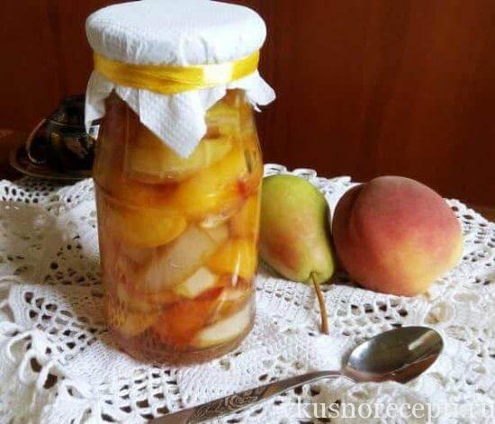 27 лучших рецептов приготовления варенья из груш на зиму в домашних условиях
