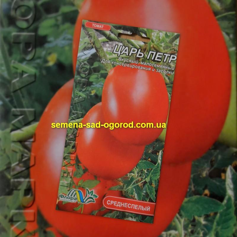 Томат царь петр — описание и характеристика сорта
