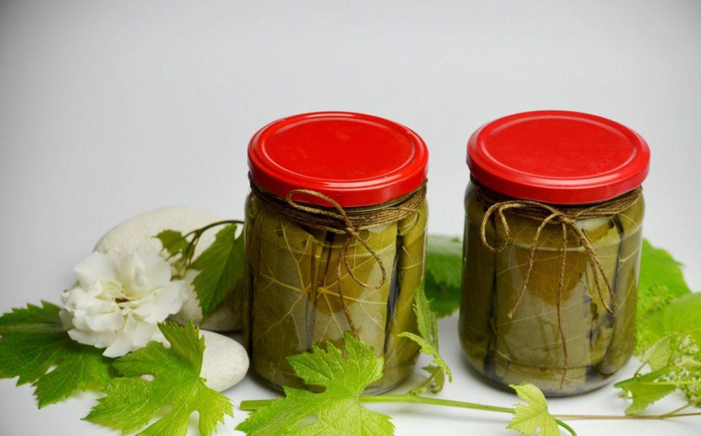 Виноградные листья для долмы на зиму рецепт с фото фоторецепт.ru