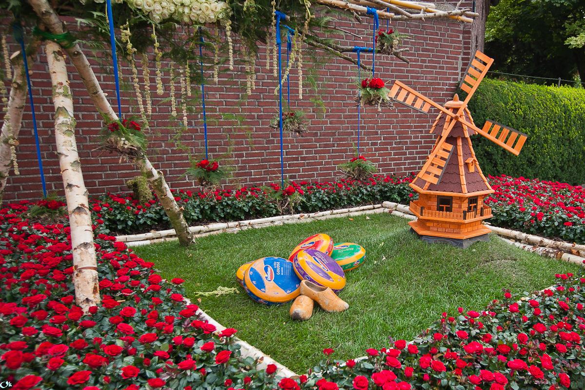 Садовый декор: поделки своими руками для украшения сада (95 фото)