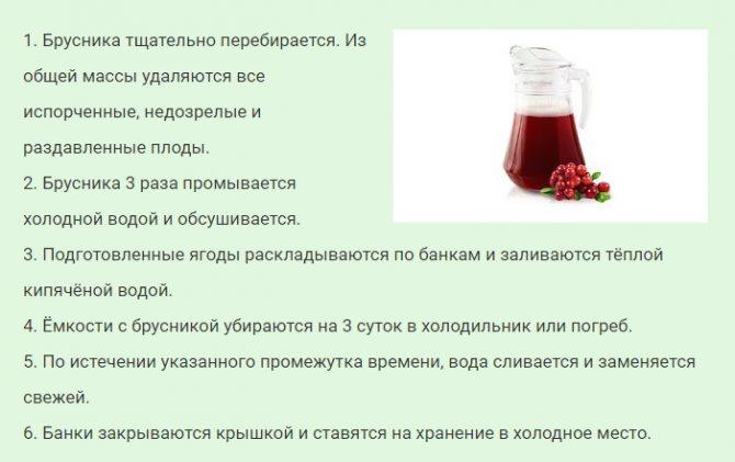 Сроки и правила, как хранить бруснику в домашних условиях на зиму