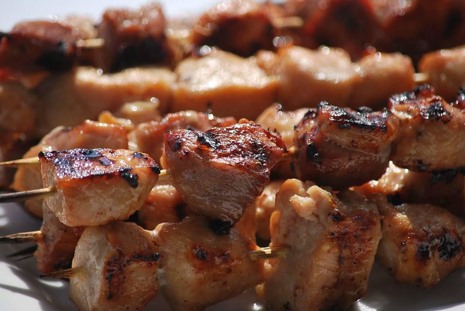 Маринад для шашлыка из свинины – 10 рецептов