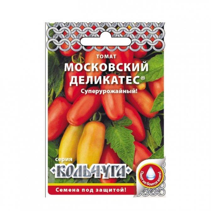 Томат московский деликатес: описание сорта, отзывы, фото