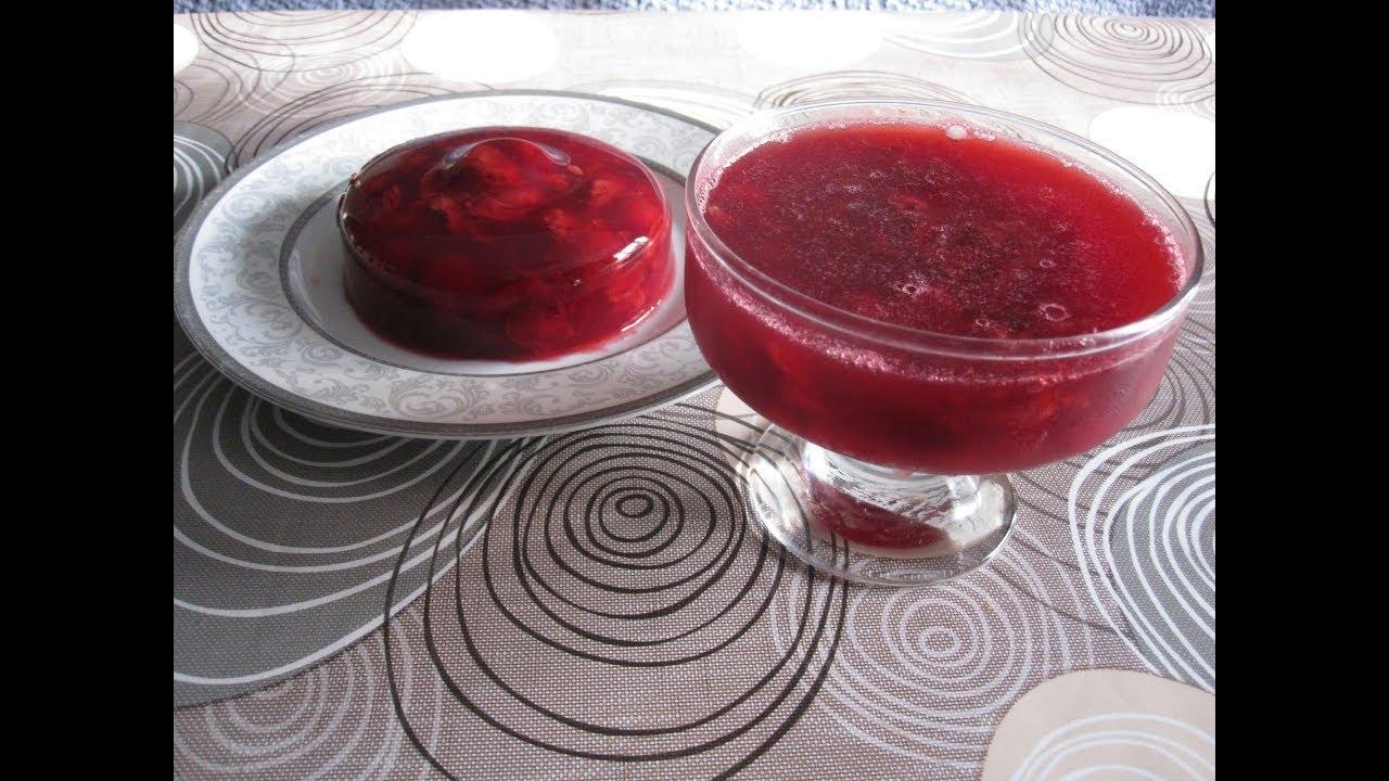 Рецепт желе из ягод. как приготовить вкусное ягодное желе в домашних условиях