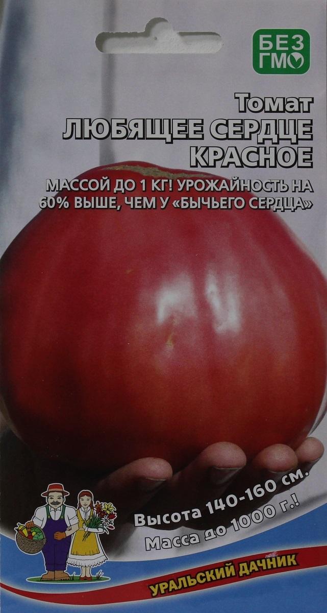 Томат розовое сердце: описание сорта и советы по выращиванию русский фермер