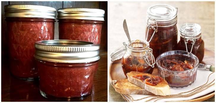 Заготовки из ревеня на зиму рецепты