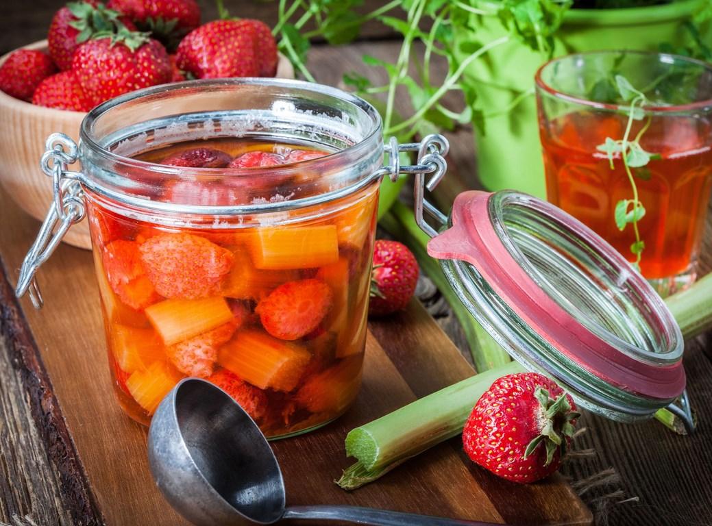 Варенье из ревеня: рецепты приготовления на зиму