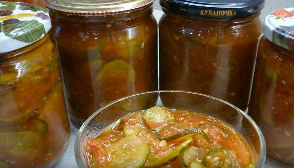 Лечо из огурцов на зиму с томатной пастой: рецепты с фото пошагово, самые вкусные