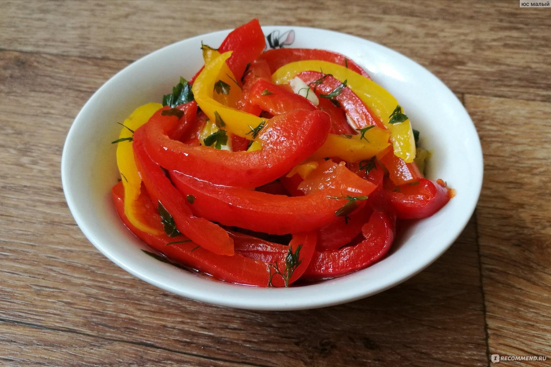 Маринованный сладкий перец на зиму – подборка самых классных рецептов