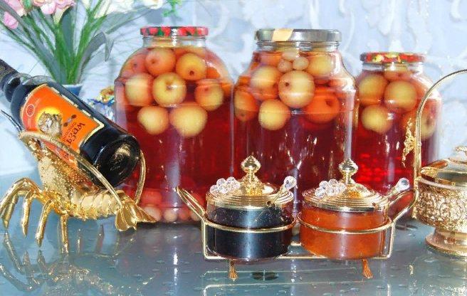 Яблочный компот на зиму: 12 легких и вкусных рецептов