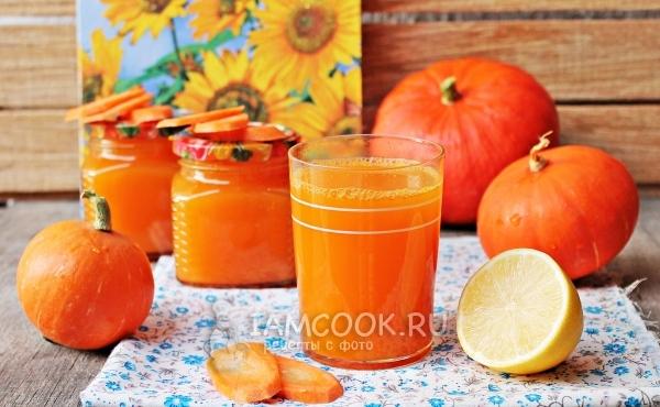 Шесть превосходных рецептов морковного сока