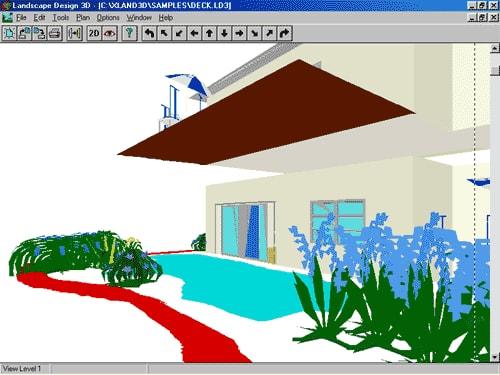 10 программ для ландшафтного дизайна