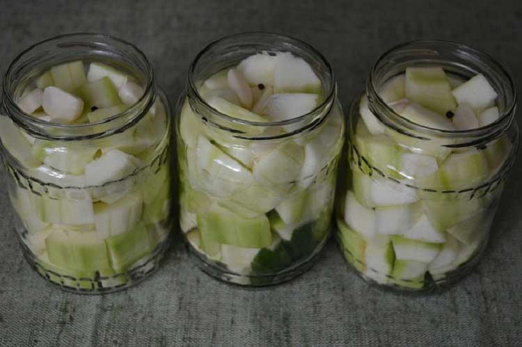 Консервированные кабачки цукини: рецепты заготовок на зиму, советы и рекомендации от опытных домохозяек