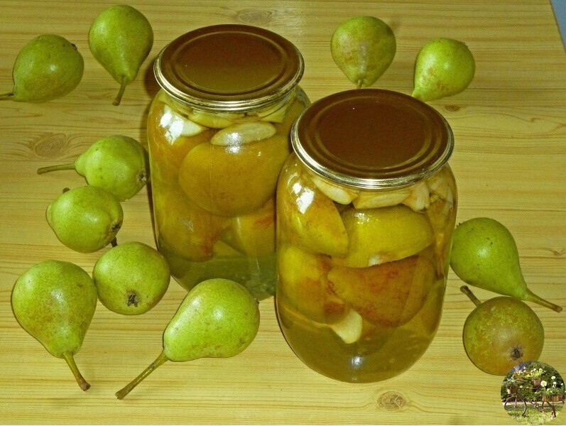 Как можно приготовить и мариновать груши на зиму в сиропе — простые рецепты заготовок без стерилизации
