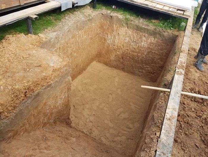 Правильная постройка наземного погреба своими руками