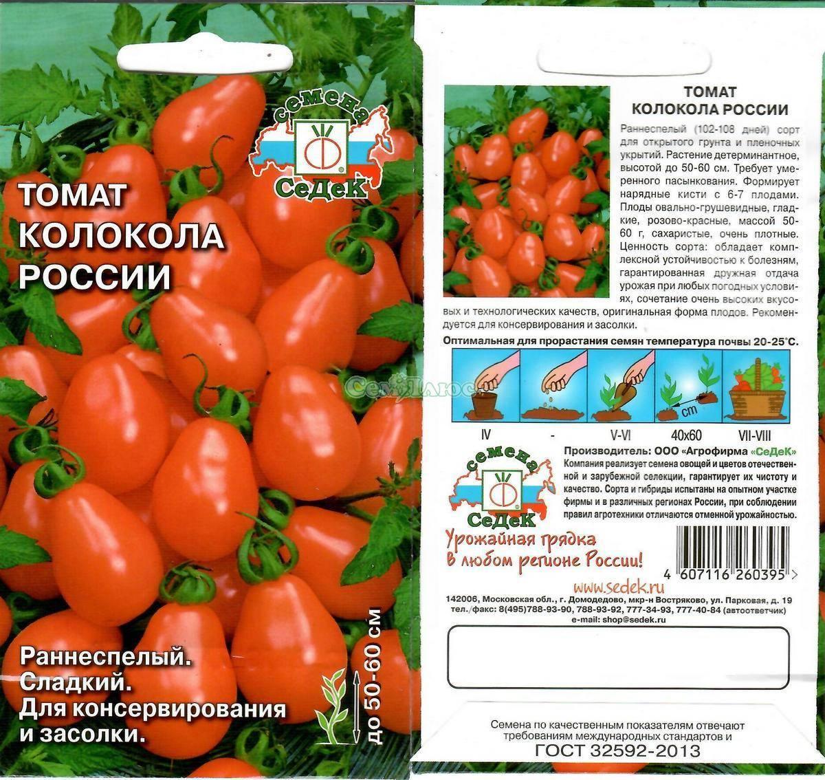 Проверенные ранние детерминантные сорта томатов