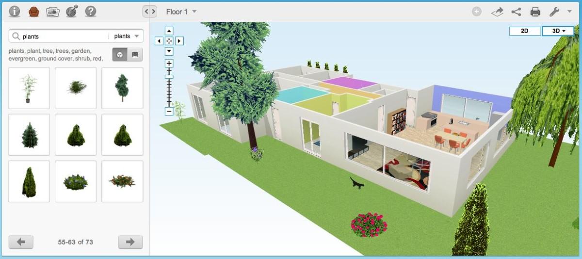 Garden planner онлайн на русском