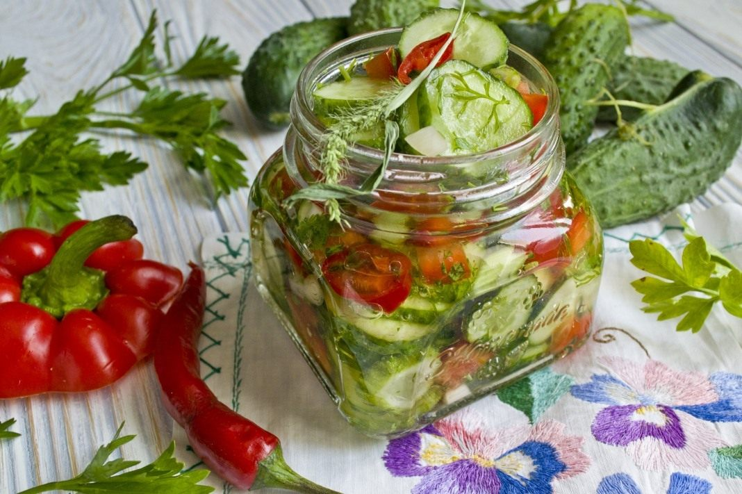 Закуски на зиму: 24 лучших рецепта приготовления вкусных заготовок из овощей
