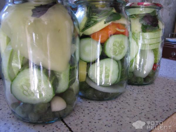 Овощи в томатном соке на зиму: рецепты и особенности приготовления ассорти