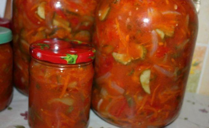 Огурцы в аджике на зиму: самые вкусные рецепты