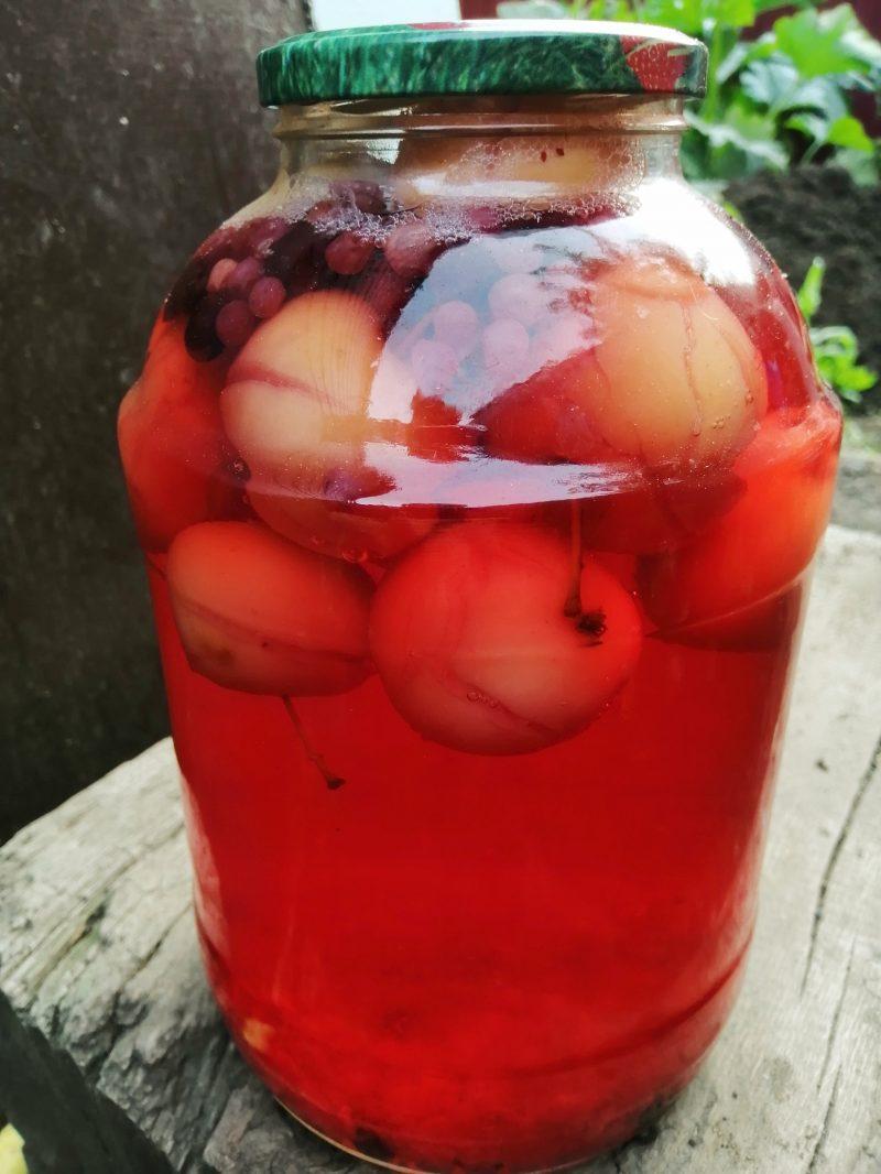 ᐉ компот из черной смородины на зиму - рецепты заготовок с добавлением яблок, малины, апельсина, видео - my-na-dache.ru