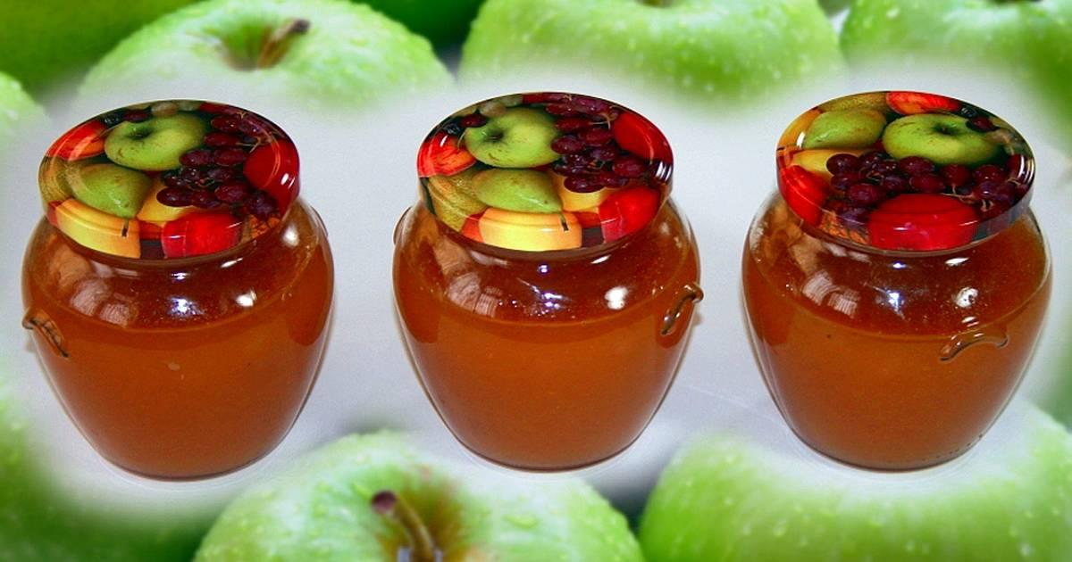 Пошаговый рецепт приготовления джема из яблок в мультиварке на зиму