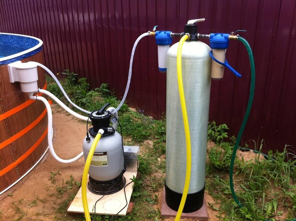 Пошаговая инструкция по замене песка в фильтре бассейна