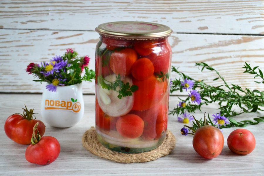Закуска — пальчики оближешь: рецепты маринованных помидоров в желатине на зиму