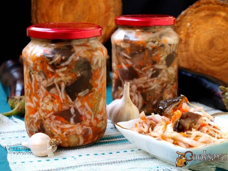 10 способов заготовить вкусные баклажаны на зиму - лайфхакер