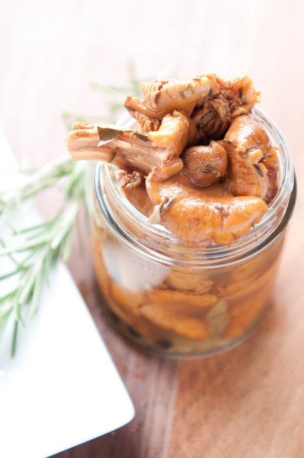 Как готовить лисички на зиму в банках: простые рецепты приготовления заготовок из грибов