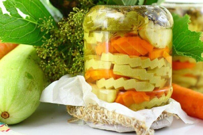 Маринованные кабачки на зиму - пальчики оближешь. 13 вкусных рецептов