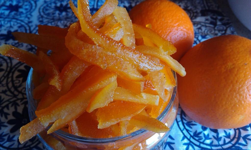 Цукаты из апельсиновых корок - вкусный рецепт с пошаговым фото