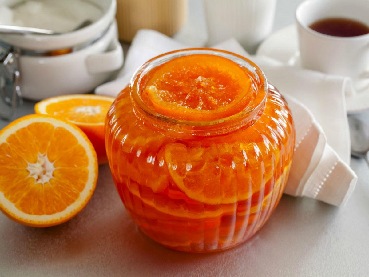 23 самых вкусных рецепта приготовления апельсинового варенья на зиму