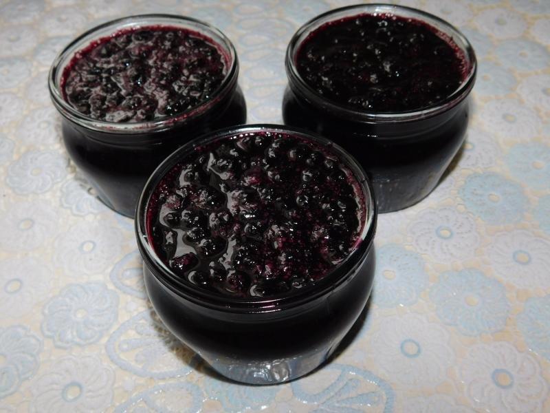 Варенье из черники - пятиминутка на зиму: простой рецепт с фото пошагово