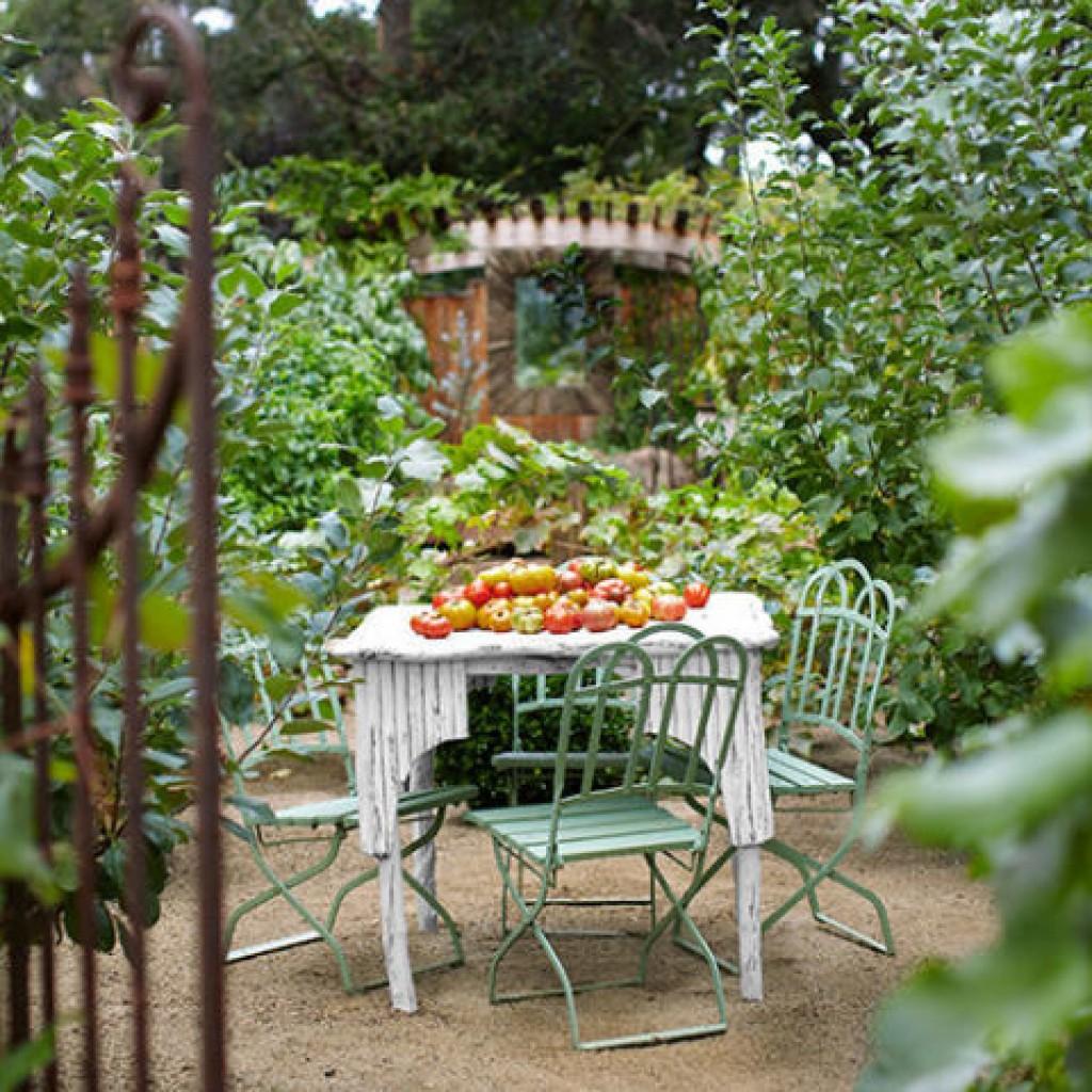Сад и дача в стиле кантри (интерьер и экстерьер) + кантри стиль в ландшафтном дизайне