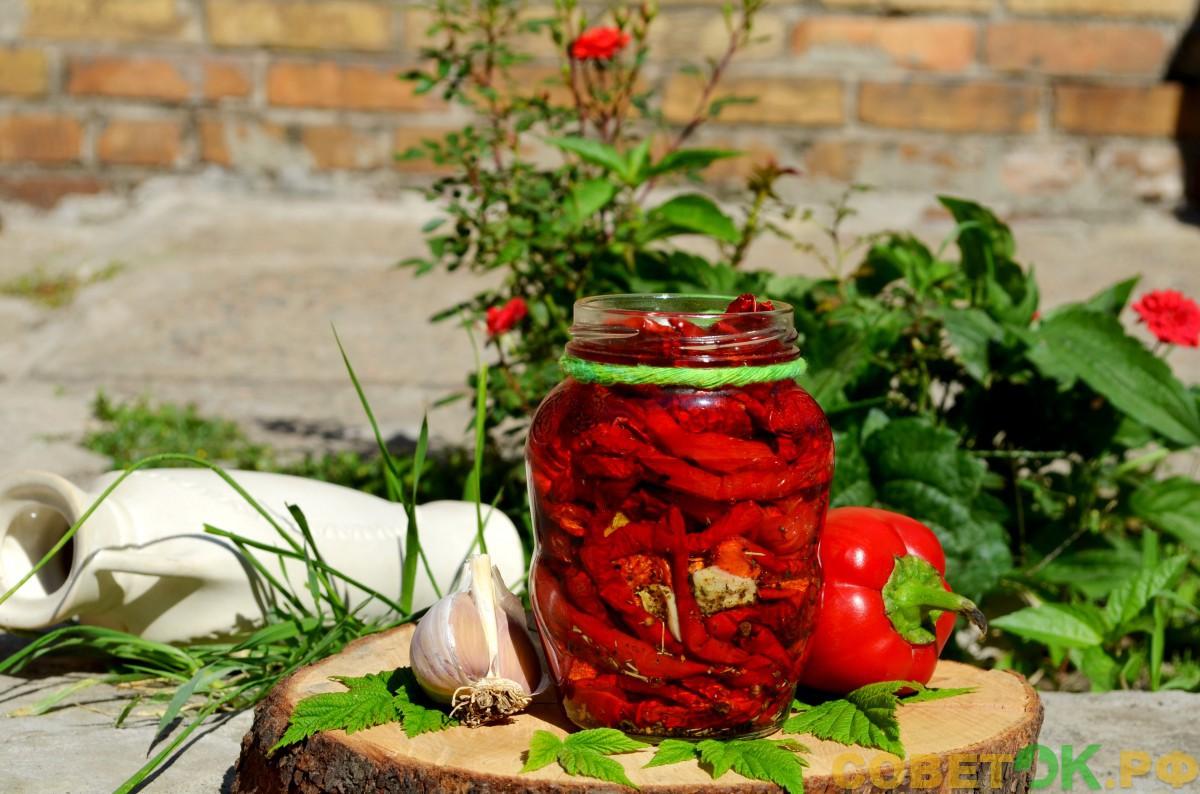 Как приготовить вяленые помидоры - лучшие рецепты