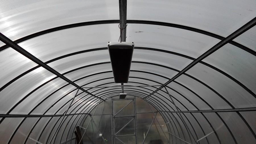 Эргономичные обогреватели для теплицы: 3 параметра