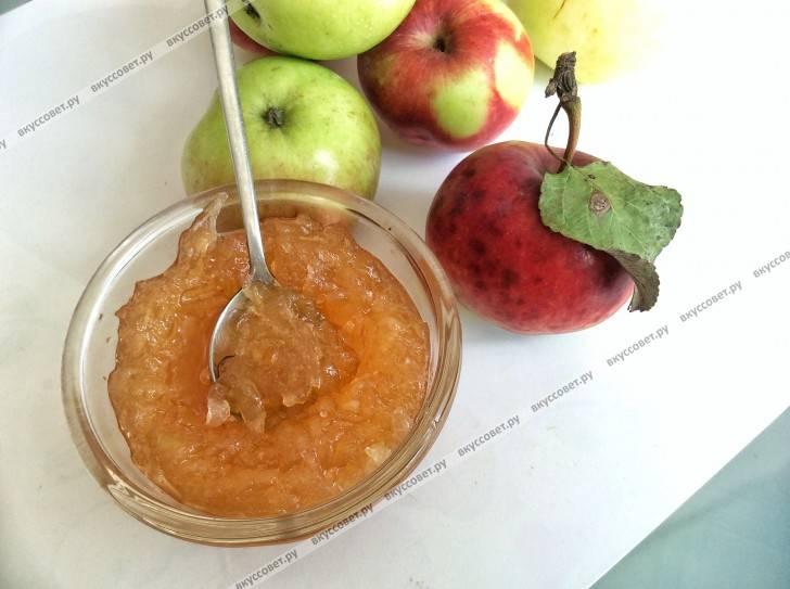Яблочный джем: подборка популярных рецептов на зиму